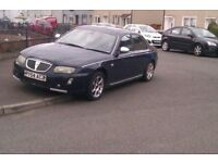 ROVER 75 DIESEL CONNOISSEUR FACELIFT MOT 10 MONTHS TAXED VERY GOOD DRIVER GOOD CONDITION 795 ONO
