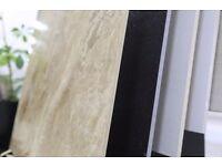 PORCELAIN FLOOR TILE ELETTRA ARENA (60cm x 60cm)