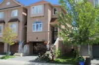 Large Open Concept Freehold End Unit With Upgraded Railings!