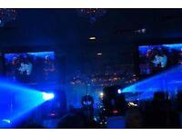 Mobile Disco, Wedding DJ, Birthday DJ, DJ hire, PA hire, Mood lighting Indian, asian, bhangra dj