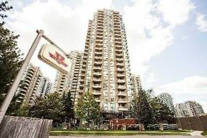 Yonge-Finch 3B 2Wr Condo - with Direct Subway Access - Sept 1