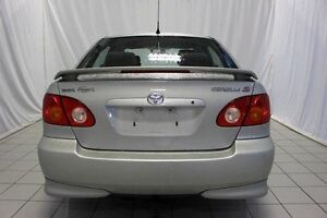 2004 Toyota Corolla TYPE S TOUTE EQUIPE AC MAGS 5 VITT West Island Greater Montréal image 6