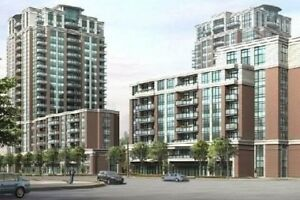 Luxurious River Park - Uptown Markham Beautiful 1 Bedroom Unit