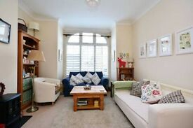 One bedroom ground floor apartment near Clapham Jucntion
