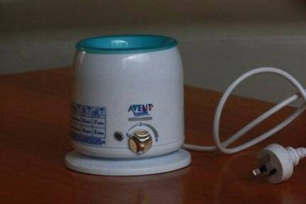 PHILIPS AVENT BABY FOOD & BOTTLE WARMER Glenwood Blacktown Area Preview