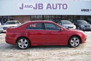 *** LOW KM'S / AWD  ****   2011 Ford Fusion Sport ** AWD!! ***