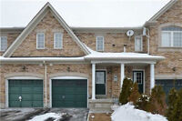 3 Bedrooms + den Newer Townhome at Markham Rd. & Sheppard Ave.