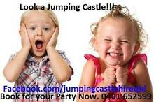 Jumping Castle Hire From $100 4 hrs Caboolture Caboolture Area Preview