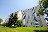 GREAT 3 BED CONDO NEAR DON MILLS/SHEPPARD!