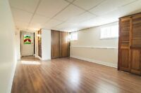 2 BEDROOM BASEMENT APARTMENT WILLIAM PARK/KENNEDY