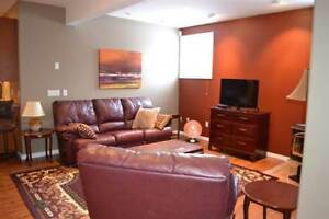 Executive Basement Suite for Rent