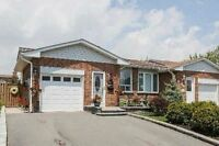 House for Rent Meadowvale/Streetsville Area- REDUCED!