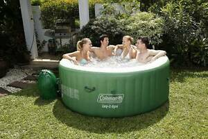 Coleman Lay-z Spa Inflatable Hot Tub Gonflable