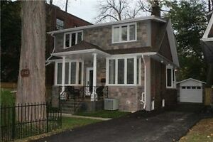 Charming Home In A Prime Etobicoke With 3 Bedrooms & 4 Baths