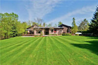 Detached Bungalow for sale in Whitchurch-Stouffville!!!!!