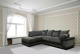 👿👿Dino Sofa👿👿 3+2 Jumbo Cord or Corner suite