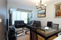 LUXURY 1 BED+DEN (DEN CAN BE USED AS 2ND BED), PARKING & LOCKER