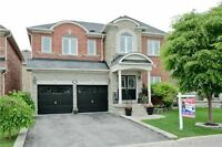 Full Detached House for Rent in Ajax Available 1st Oct