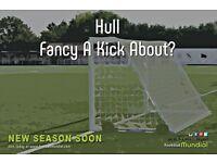 Hull 6-a-side – Teams Needed!