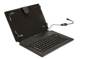 Hipstreet wired keyboard for 7-8 inch tablets
