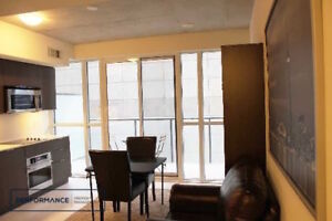 ....Semi Furnished Bachelor in Liberty Village