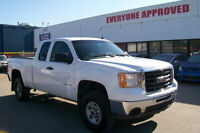 ** 3/4 TON  *** 2010 GMC 2500 EXT CAB  ** Everyone Approved