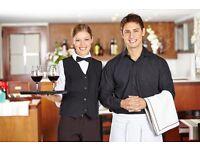 Waiter / Waitress for Banquet Venues - PART TIME