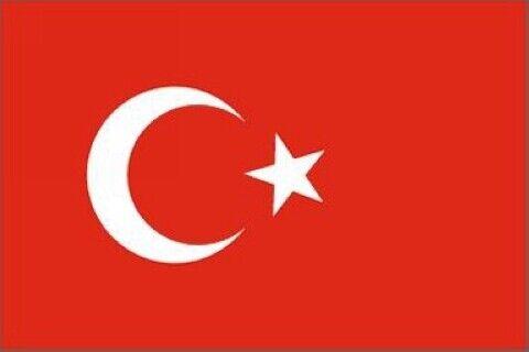 OUTBOUND Flag Of Turkey 5x3