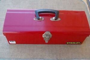 STANLEY TOOL BOX  H- 02 Stony Rise Devonport Area Preview