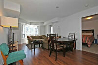 SPACIOUS 2 BED+2 BATH IN THE HEART OF NORTH YORK W/PARKING