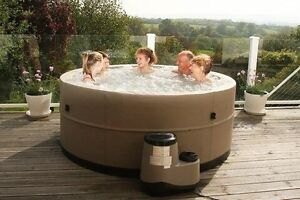ift Current 5-Person 29-inch Foam Spa