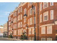 1 bed flat in Mayfair, London.