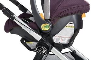 ISO City Select Car seat Adapter