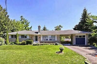 SPACIOUS 3+1 BDR. BUNGALOW WITH W/O BSMT. IN RICHMOND HILL