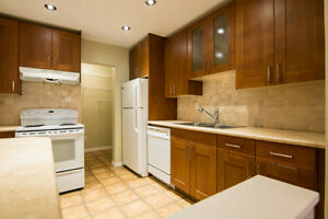 Beautiful FULLY RENOVATED 2 bedroom Carriage Home - WEST END -