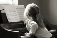 ♬ Children's Affordable Piano Lessons ♬