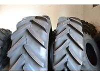 New Michelin 380/70 R 24 Tractor Tyres