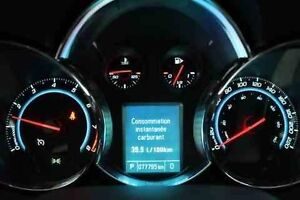 2012 Chevrolet Cruze LT turbo AUTO, RS, TURBO, MAGS, TOIT, West Island Greater Montréal image 13