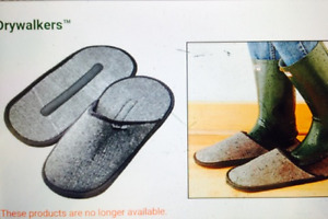 Drywalkers size Large - Unisex (Indoor wet shoe/boot covers)