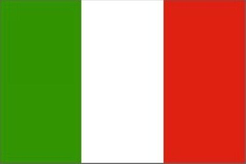 OUTBOUND Flag Of Italy 5x3