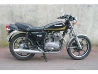KAWASAKI Z400 WANTED FOR PROJECT