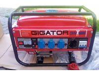 Gigator GPG600 Generator(New)