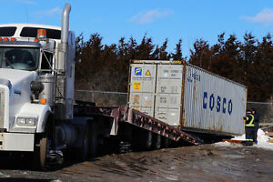 Used 40ft HC container - High Cube Transport Container Kingston Kingston Area image 10