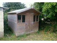 Cornish shed Co. 10ft.x8ft.