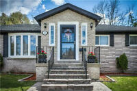 GORGEOUSLY RENOVATED HOME.... NEWMARKET
