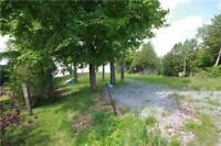 A VACANT LAND ON LAKE SCUGOG TO CUSTOM BUILD YOUR HOME