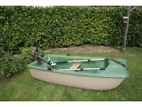 Bic 252 boat now SOLD