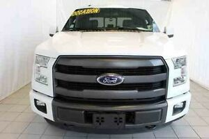 2015 Ford F-150 4WD SUPER CREW 157'' WB CUIR, FX-4 LARIAT SPORT, West Island Greater Montréal image 2