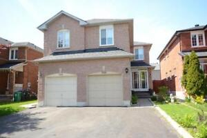 A semi-detached for rent from Dec 1