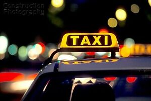 City of Toronto Taxi Plate $300/mth FIRST & SEVENTH MTH FREE